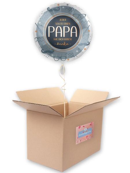 Einen Papa wie Dich Folienballon 43cm