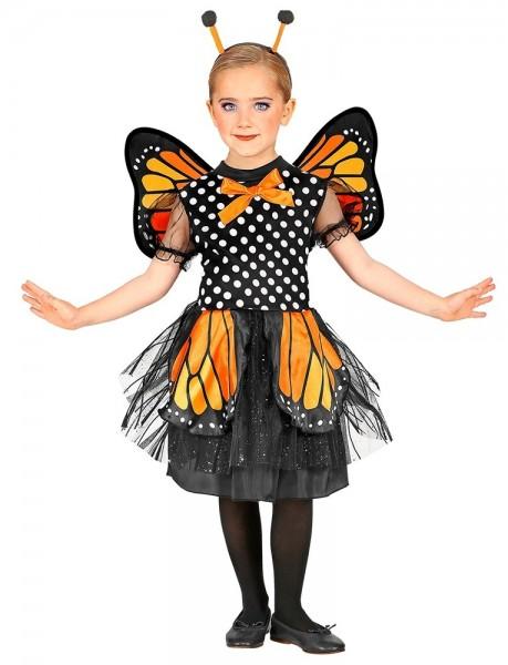 Schmetterling Kinderkostüm Maribel