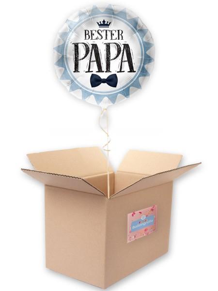 Folienballon Bester Papa 43cm