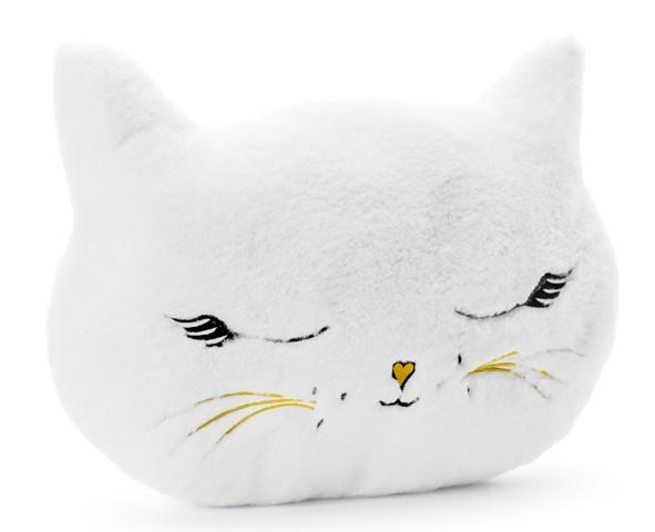 Katze Kiki Kissen 42 x 32cm