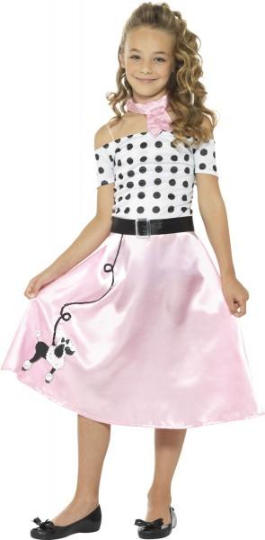 50er Jahre Pudelliebe Kleid