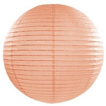 Lantern Lilly peach 25cm