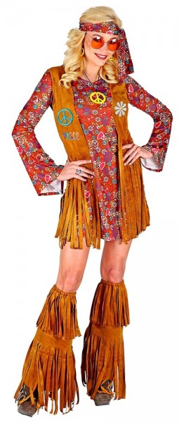 Costume da hippy sposa Mady Ladies