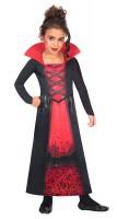 Rose Vampir Lady Kinder Kostüm recycelbar