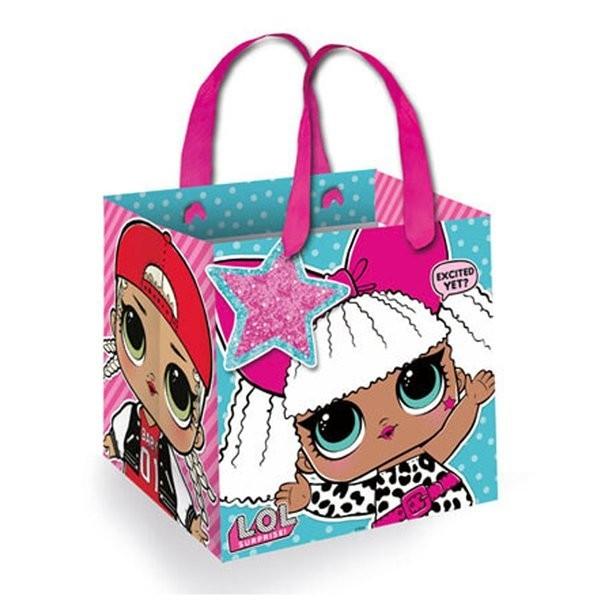 Para jóvenes nacimiento geschentüte regalo bolso bolsa embalaje bolsa de papel