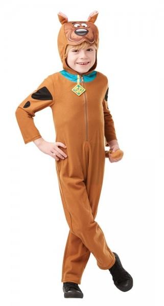 Kleines Scooby Doo Kostüm für Kinder