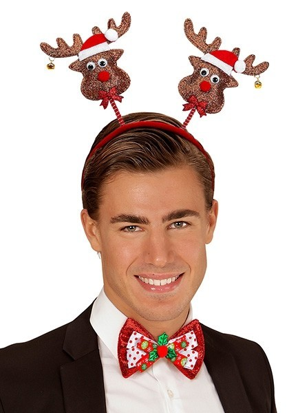 Kerst rendier hoofdband