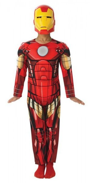 Held Iron Man Avengers Kinderkostüm