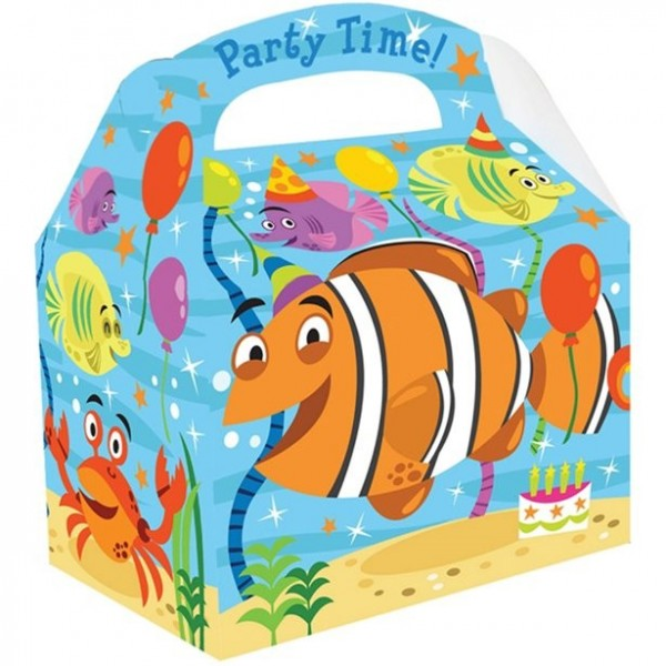 Coffret cadeau Ocean Friends Party 15cm