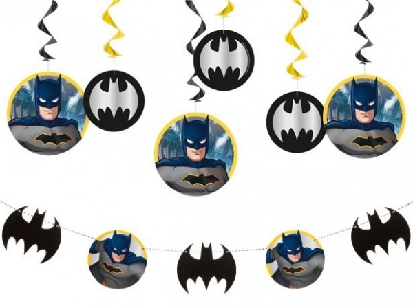 Batman Hero Hängedeko Set
