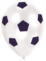 8 Luftballons Fußball Championship