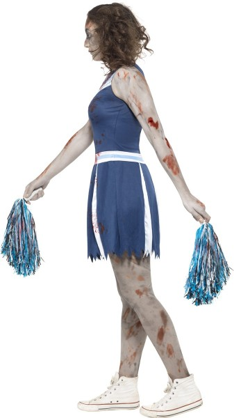 Girly Cheerleader Zombie Kostüm