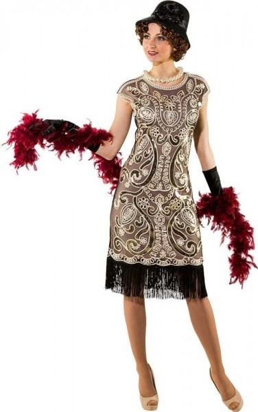 Edles 20er Jahre Charleston Kleid Estelle