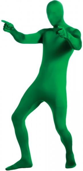 Grüner unisex Morphsuit
