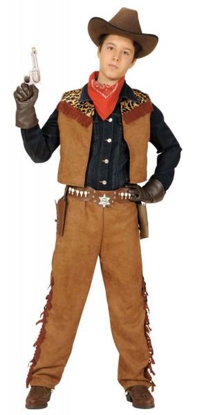 Cowboy Carter costume for children