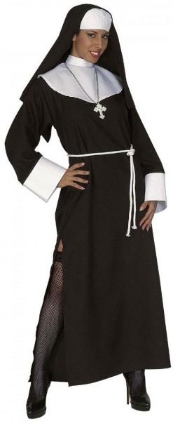 Göttliches Nonne Kostüm