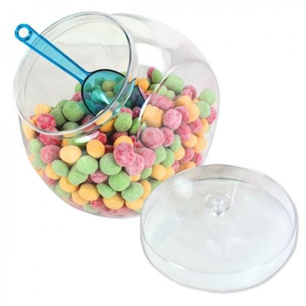 Candy jar with lid 2.3l