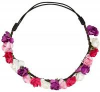 Zauberhaftes Blumen Haarband