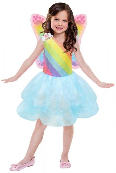 Zuckersüßes Barbie Kostüm Für Kinder