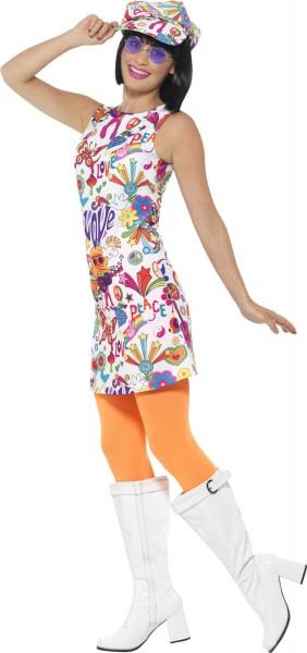 Sukienka panny młodej hippie Grooviana