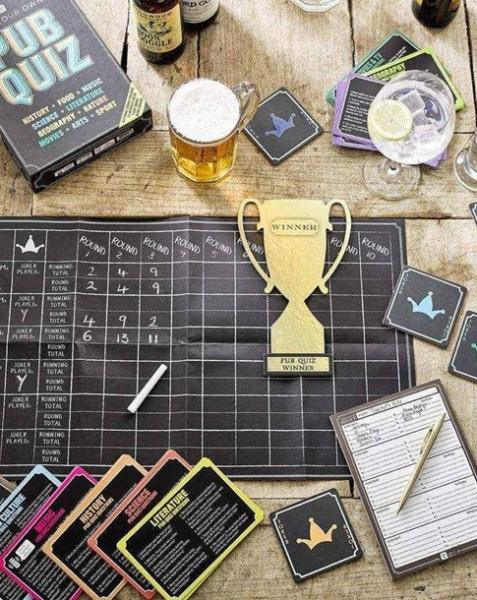 Host your own Pub Partyspiel