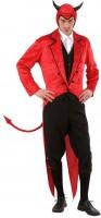 Mr. Teufel Halloween Kostüm