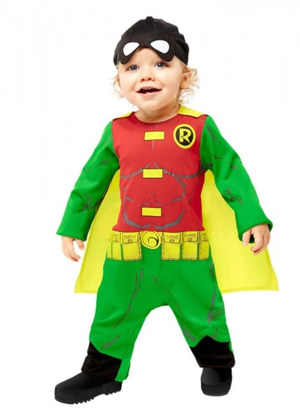 Baby Robin Superheld Kinderkostüm