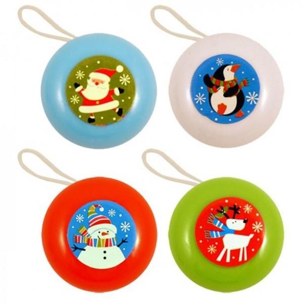 1 Mini Yoyo Toy Merry Christmas