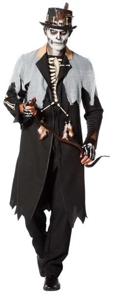 Costume da negromante da uomo