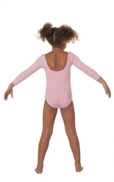 Body classique pour enfants rose