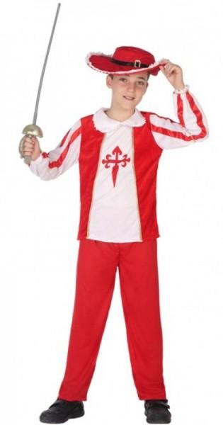 Musketier Aramis Kostüm Für Kinder