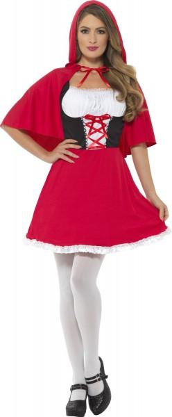 Süßes Rotkäppchen Minikleid 1