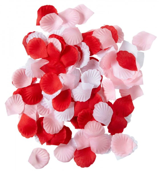 150 rose petals Sweet Blossom mix