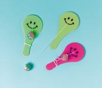 Mini Paddle Ball Set Für Kindergeburtstag 12 Stück