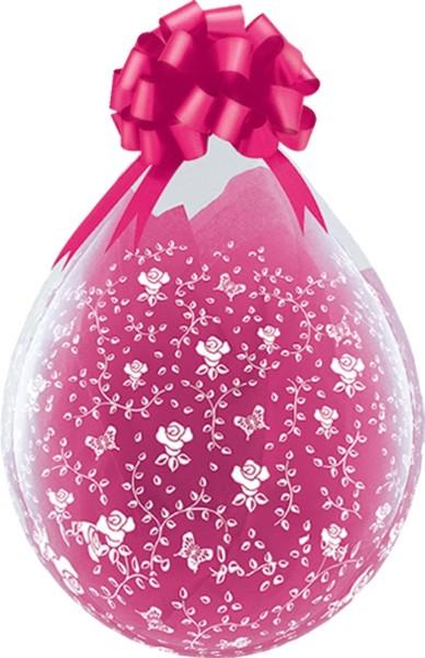 Lovely Rose Geschenkballon 45cm 1