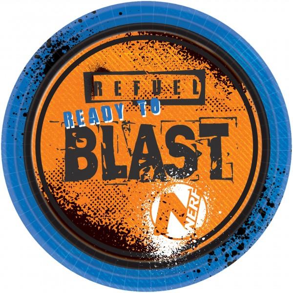 8 Nerf Have a Blast Partyteller 23cm