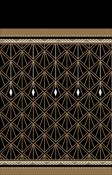 Nappe Glamour 1.37 x 2.59m