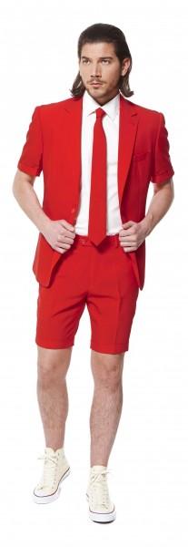 OppoSuits sommerdragt Red Devil