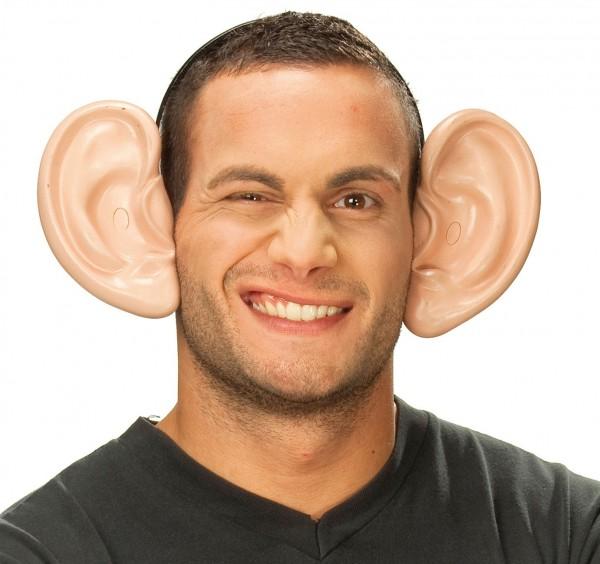 Riesen Ohren