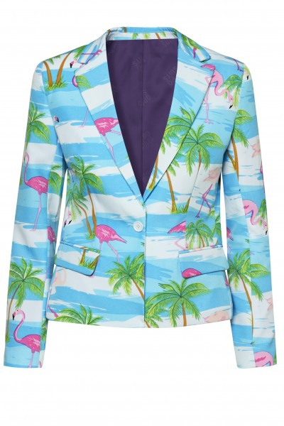 OppoSuits party suit Flamingirl