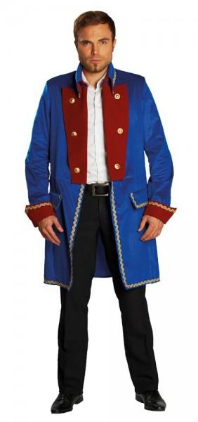 Admiral Johnson Mantel Für Herren