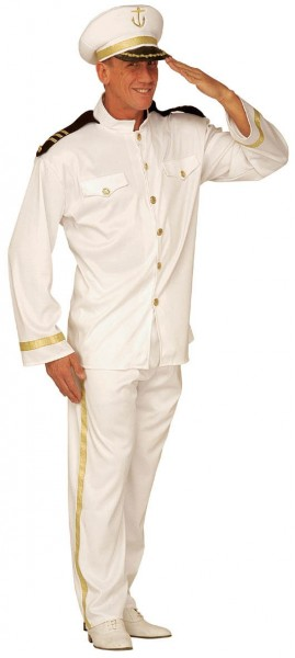 Ahoy Captain's Costume