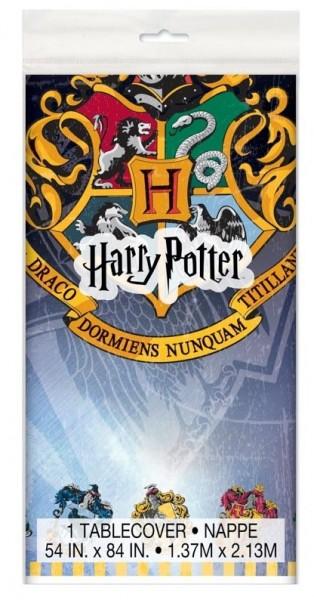 Harry Potter Hogwarts Tischdecke 2,13 x 1,37m