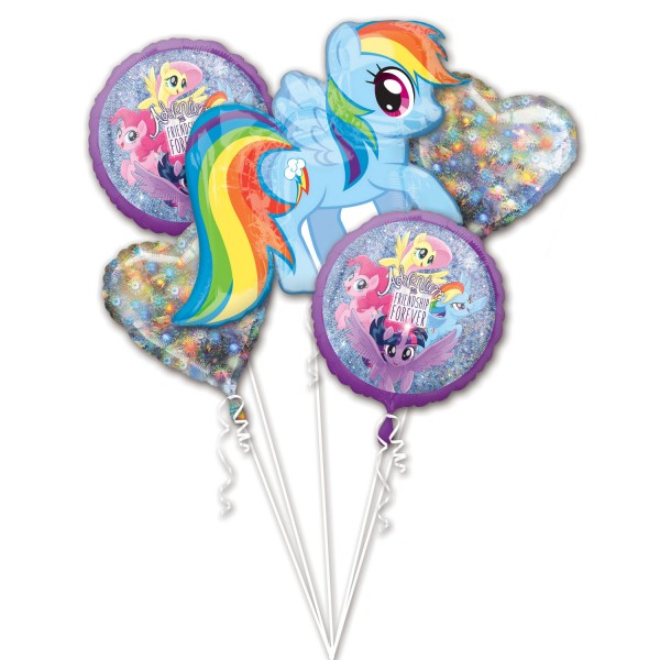 My Little Pony Friendship Ballon Bouquet