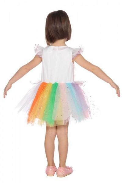 Regenbogen Einhorn Ophelia Kinderkostüm