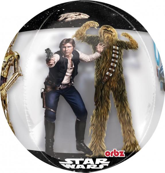 Orbz Ballon Star Wars Legenden