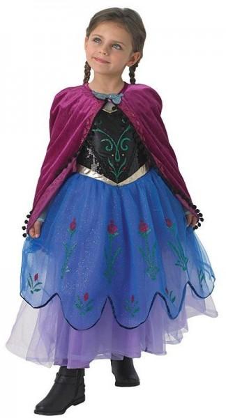 Anna Frozen Deluxe Kostüm Kinder