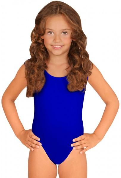 Body infantil clásico azul