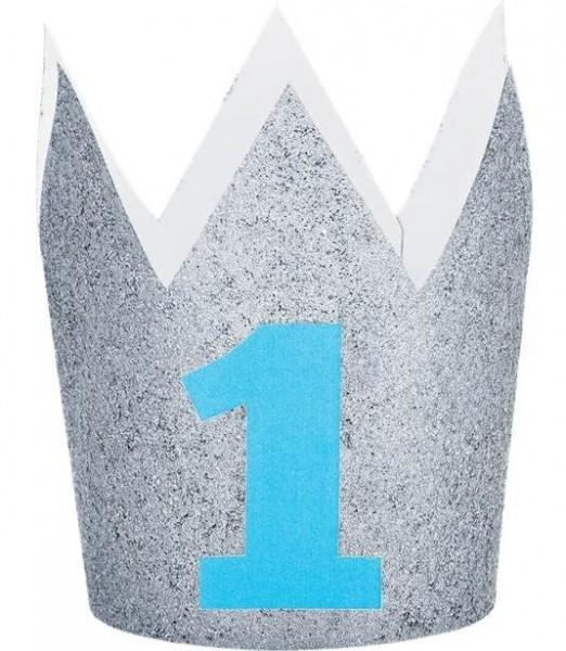 Geburtstagsprinz Krone 10cm