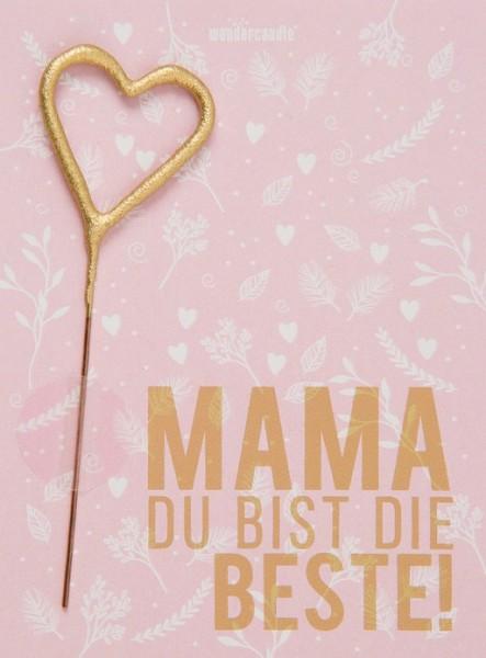 Beste Mama Wondercard
